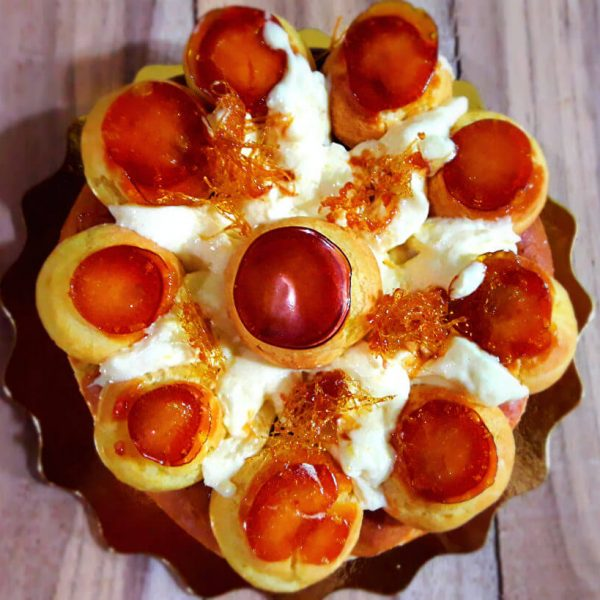 Torta Saint-Honoré
