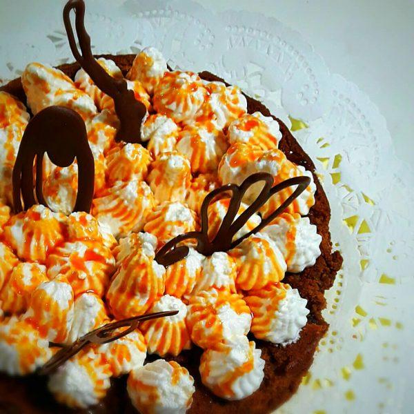 Cake Brownie